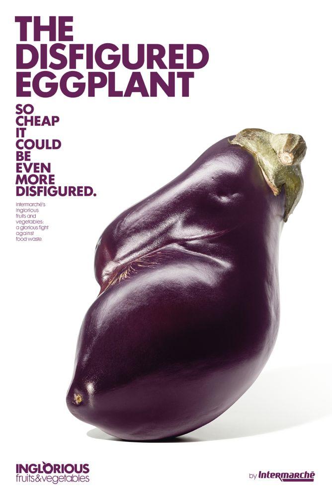 ugly eggplant
